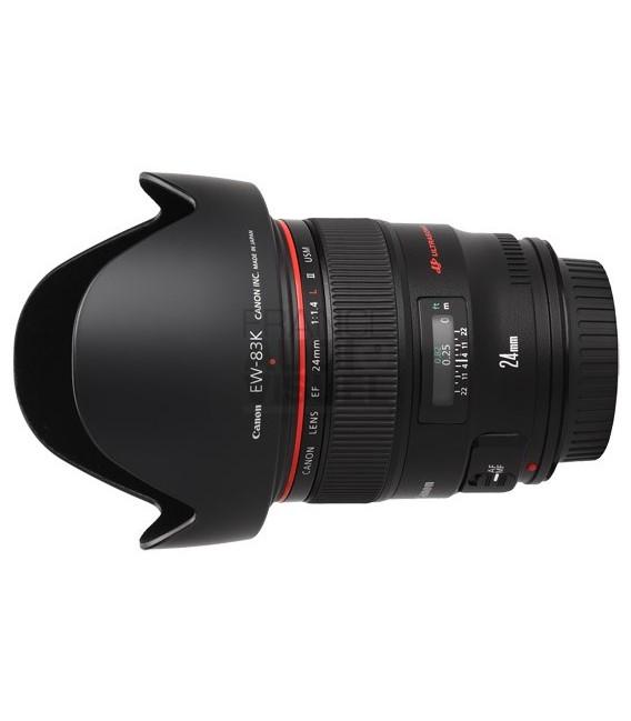 Canon EF24mm f/1.4L II USM
