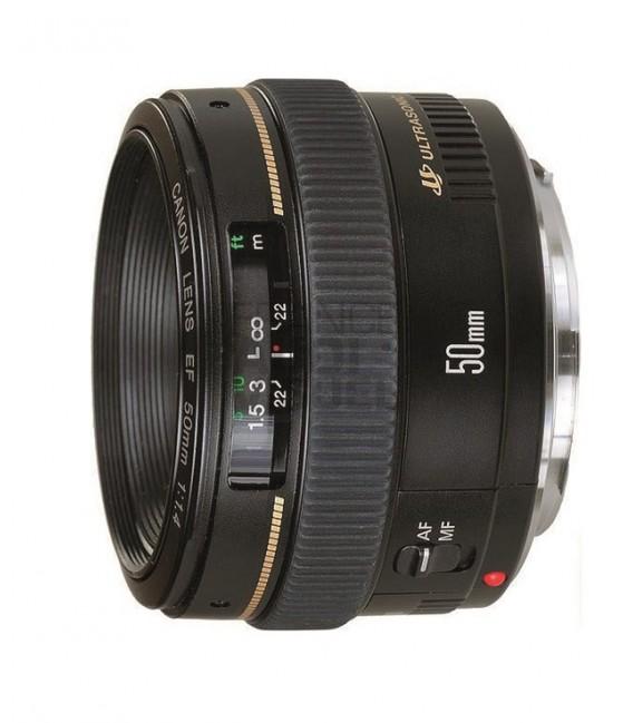Canon EF50mm f/1.4 USM
