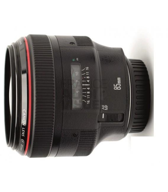 Canon EF85mm f/1.2L II USM