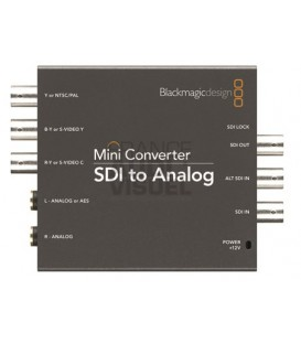 Blackmagic SDI to Analog