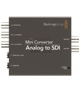 Blackmagic Analog to SDI
