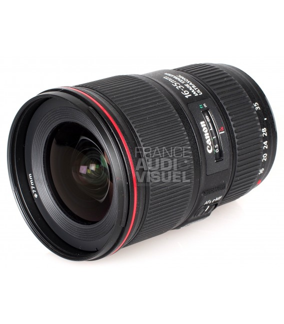 Canon EF16-35mm f/4 L IS USM