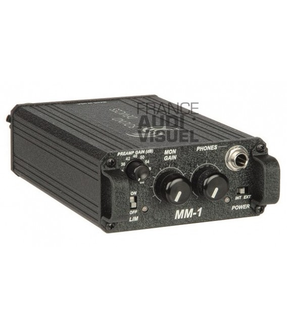 Sounddevices MM-1