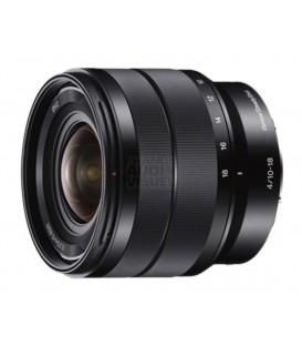 Sony SEL10-18 F4 OSS