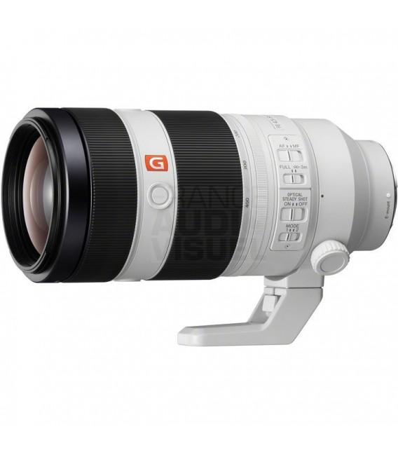 Sony FE 100-400mm F4.5-5.6 G Master
